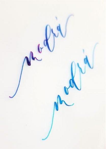 Krasoinkoust kouzelná modrá Večernice