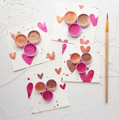 Valentýnské sety