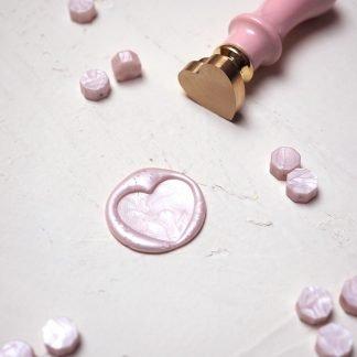 Srdce otisk